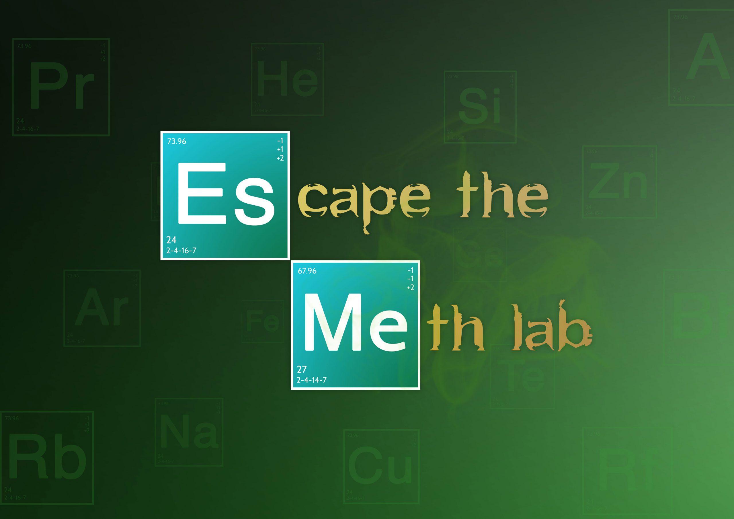 Escape The Meth Lab